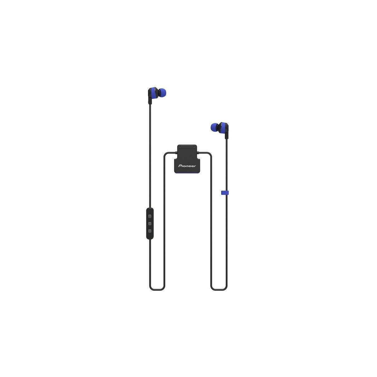 Pioneer in-ear oordopjes SE-CL5BT-L blauw