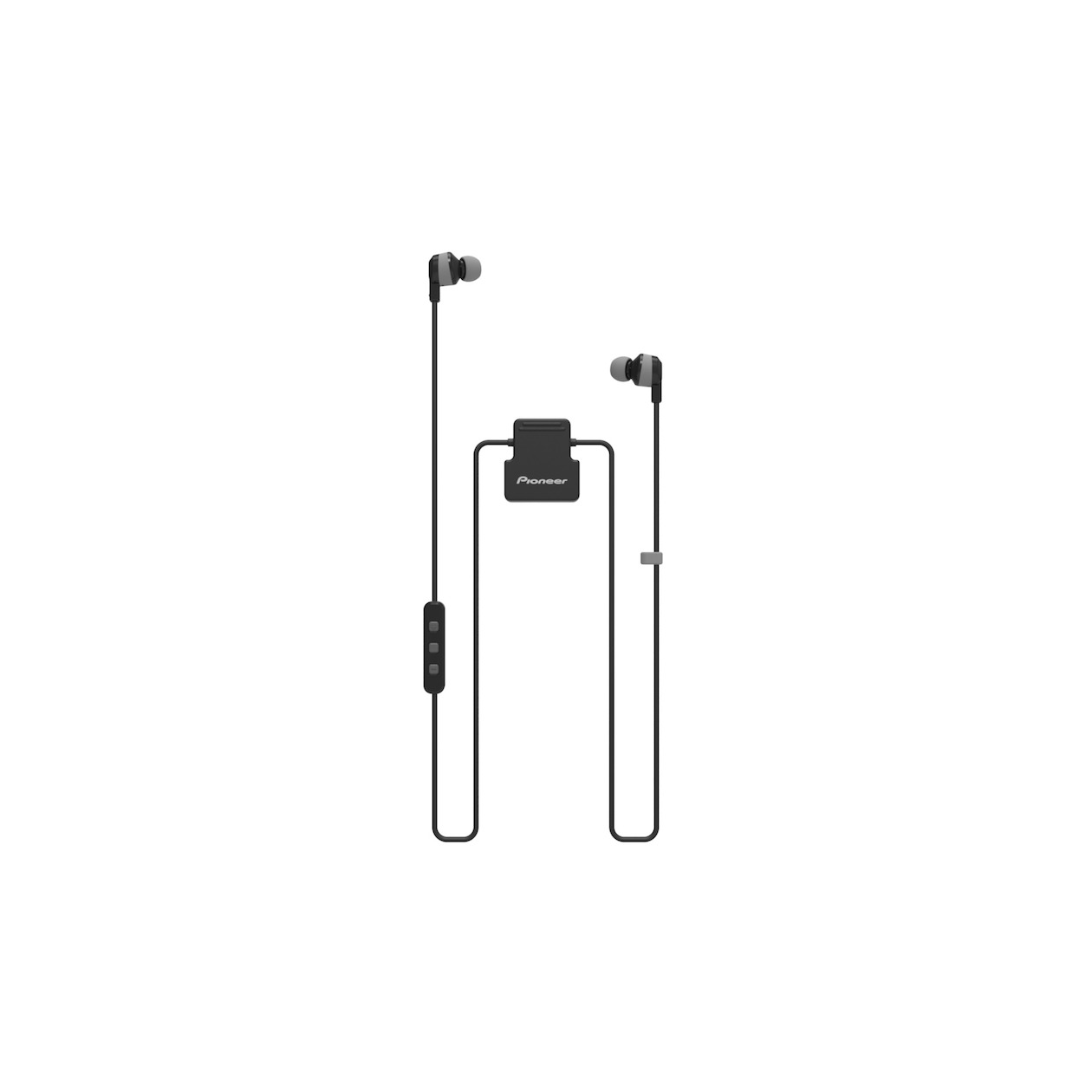 Pioneer in-ear oordopjes SE-CL5BT-H grijs