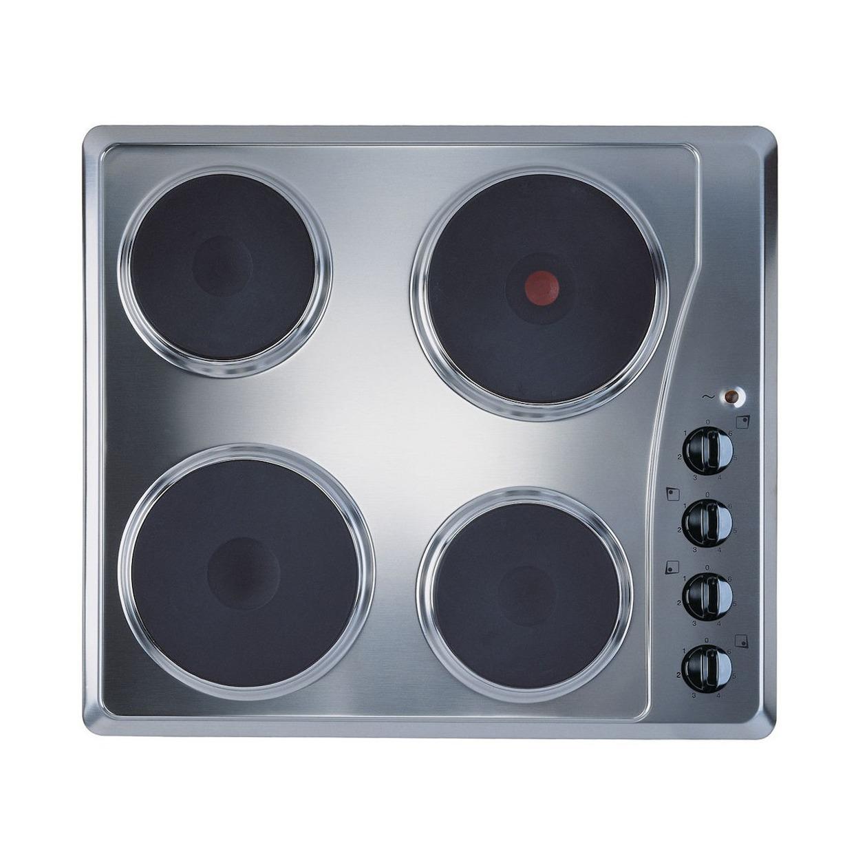 Indesit elektrische inbouwkookplaat TI 60 X - Prijsvergelijk