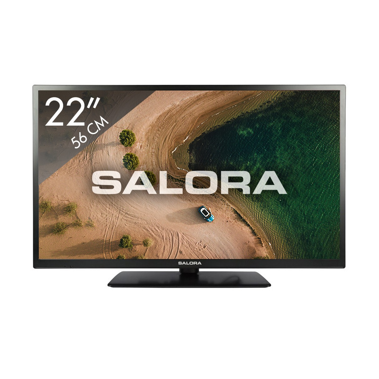 SALORA LED TV 22FSB5002