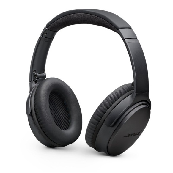 Bose over-ear hoofdtelefoon QuietComfort 35 II wireless zwart