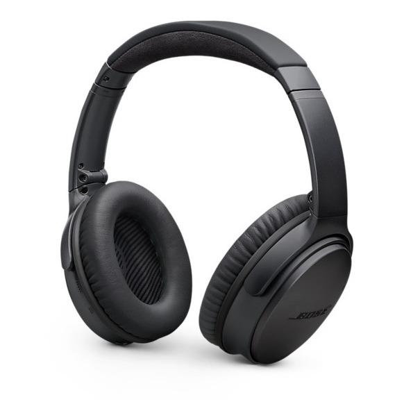 Bose over ear hoofdtelefoon QuietComfort 35 II wireless zwart