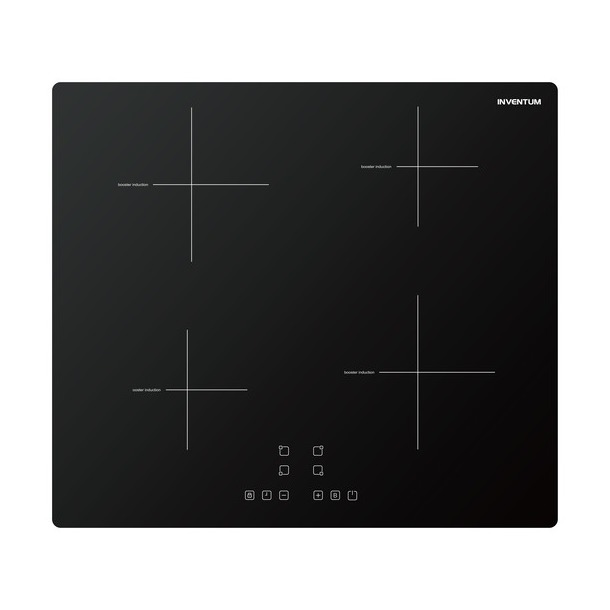 Inventum inductie inbouwkookplaat IKI6010