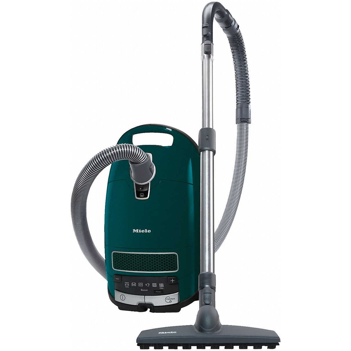 Miele stofzuiger Complete C3 Total Care groen