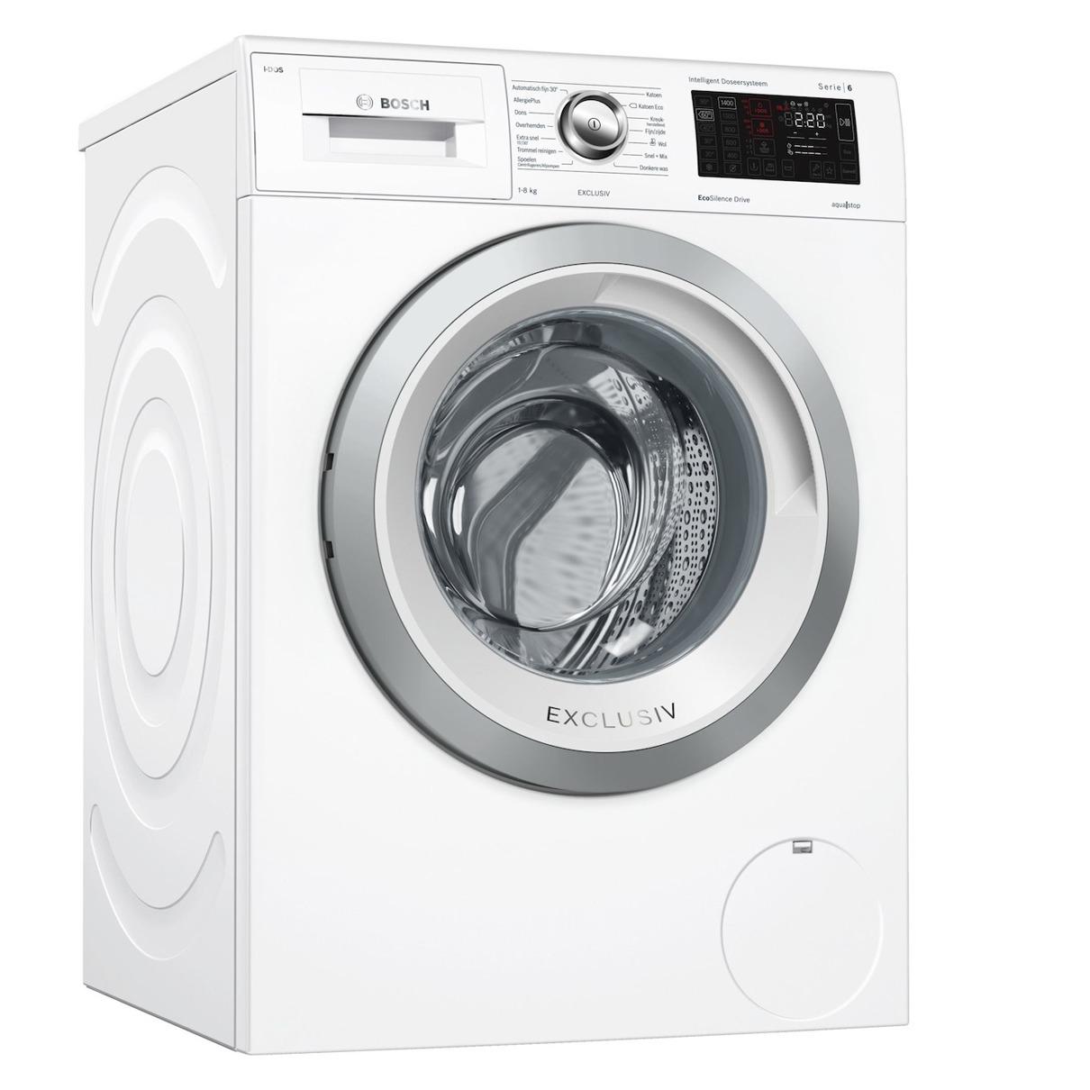 Bosch voorlader WAT28695NL - Prijsvergelijk