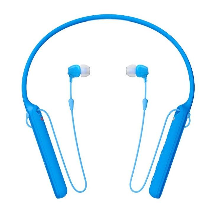 SONY WI-C400 Blauw