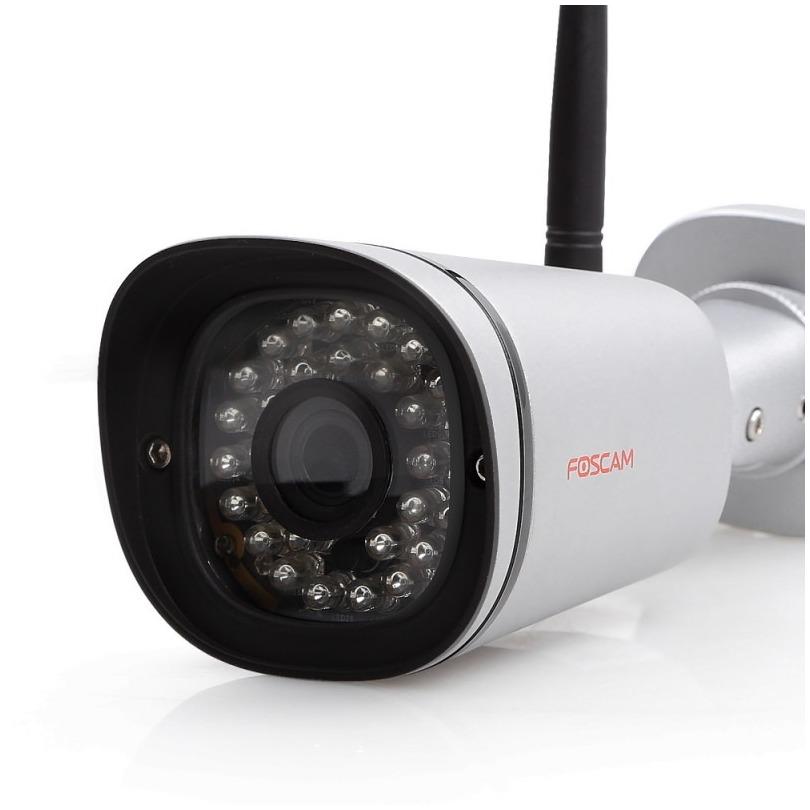 Foscam FI9800P HD (Outdoor Camera) zilver