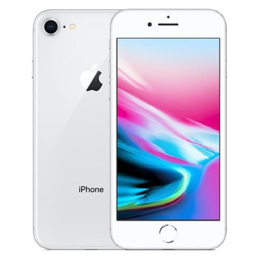 Apple smartphone iPhone 8 (256GB) zilver