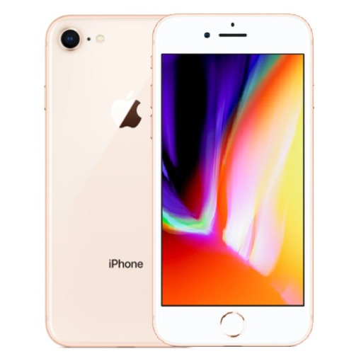 Apple smartphone iPhone 8 (64GB) goud