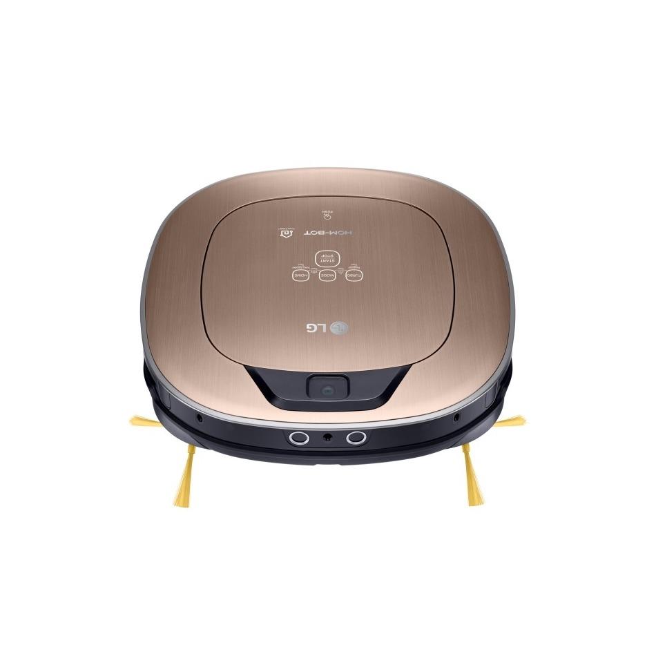 LG robot stofzuiger VR9627PG goud