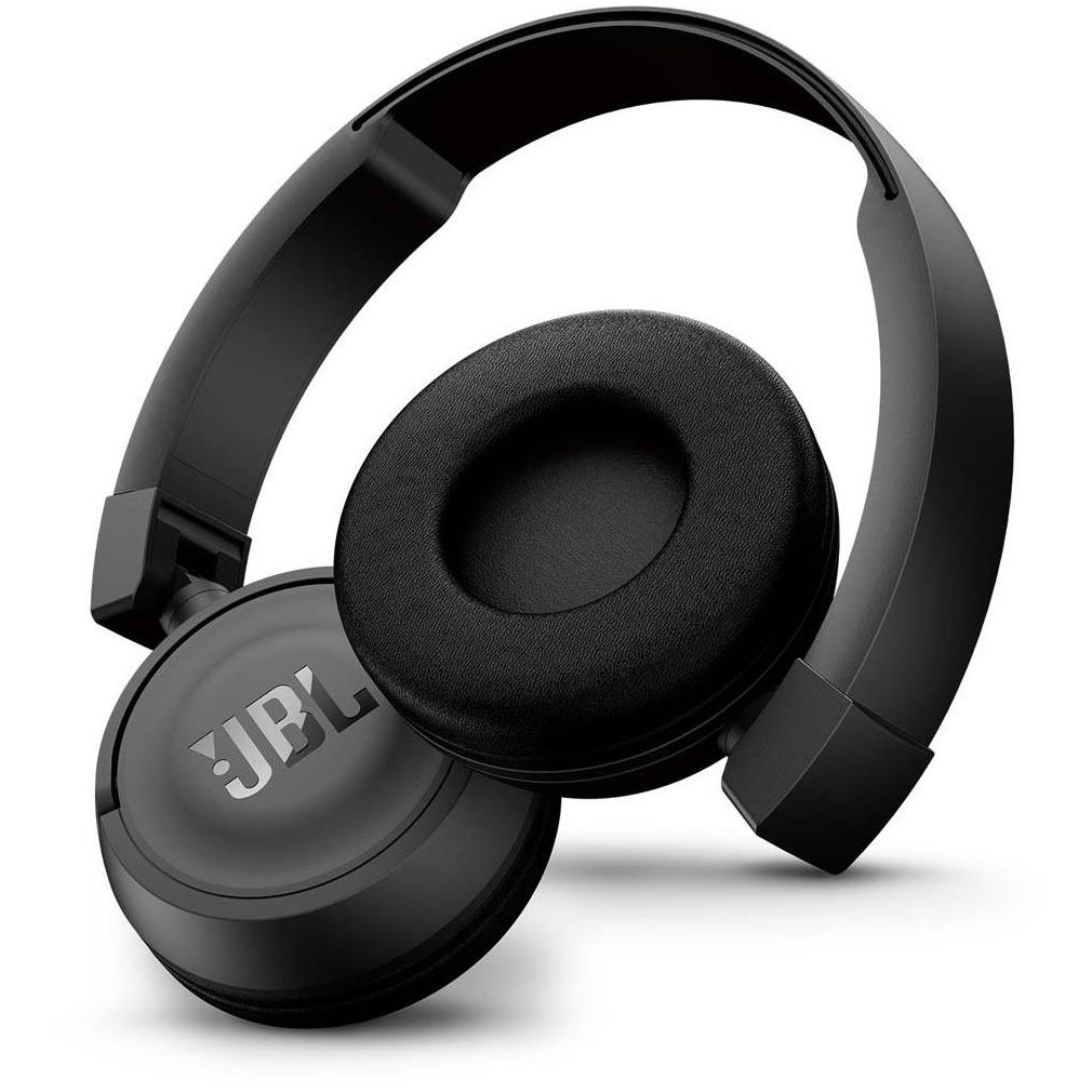 JBL over-ear hoofdtelefoon T460BT zwart
