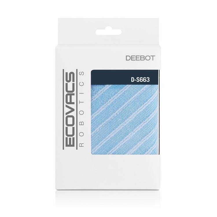 Ecovacs stofzuiger accessoire D-S663