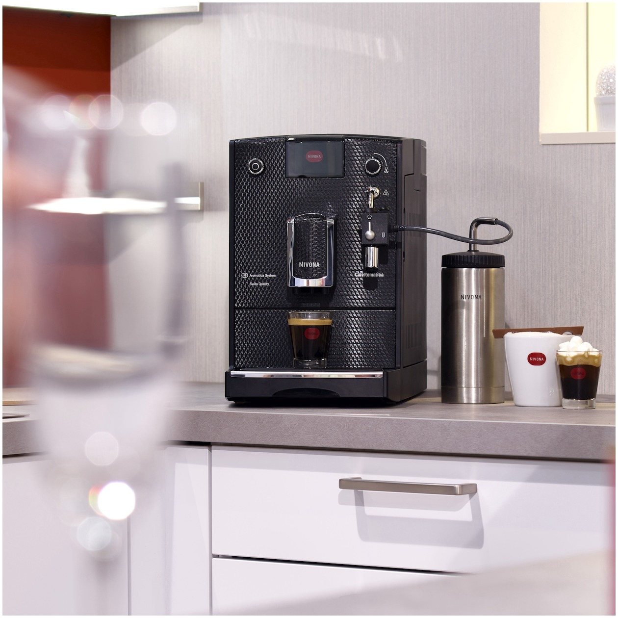 Nivona volautomaat CafeRomatica 680