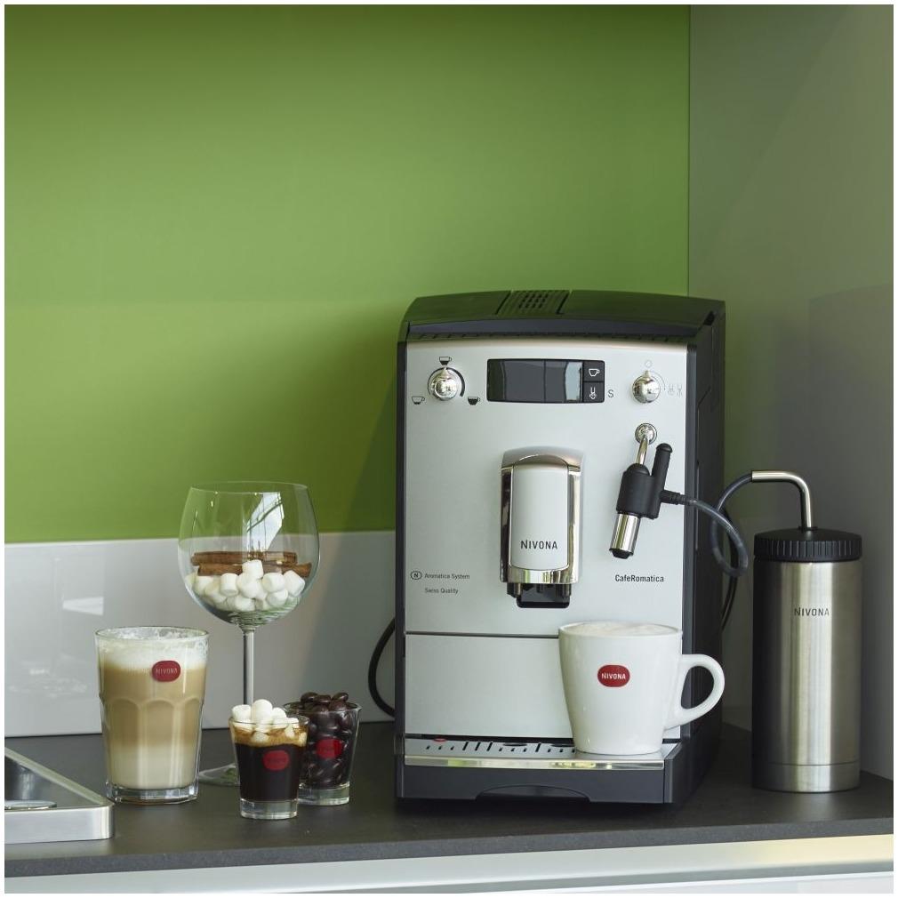 Nivona volautomaat CafeRomatica 530