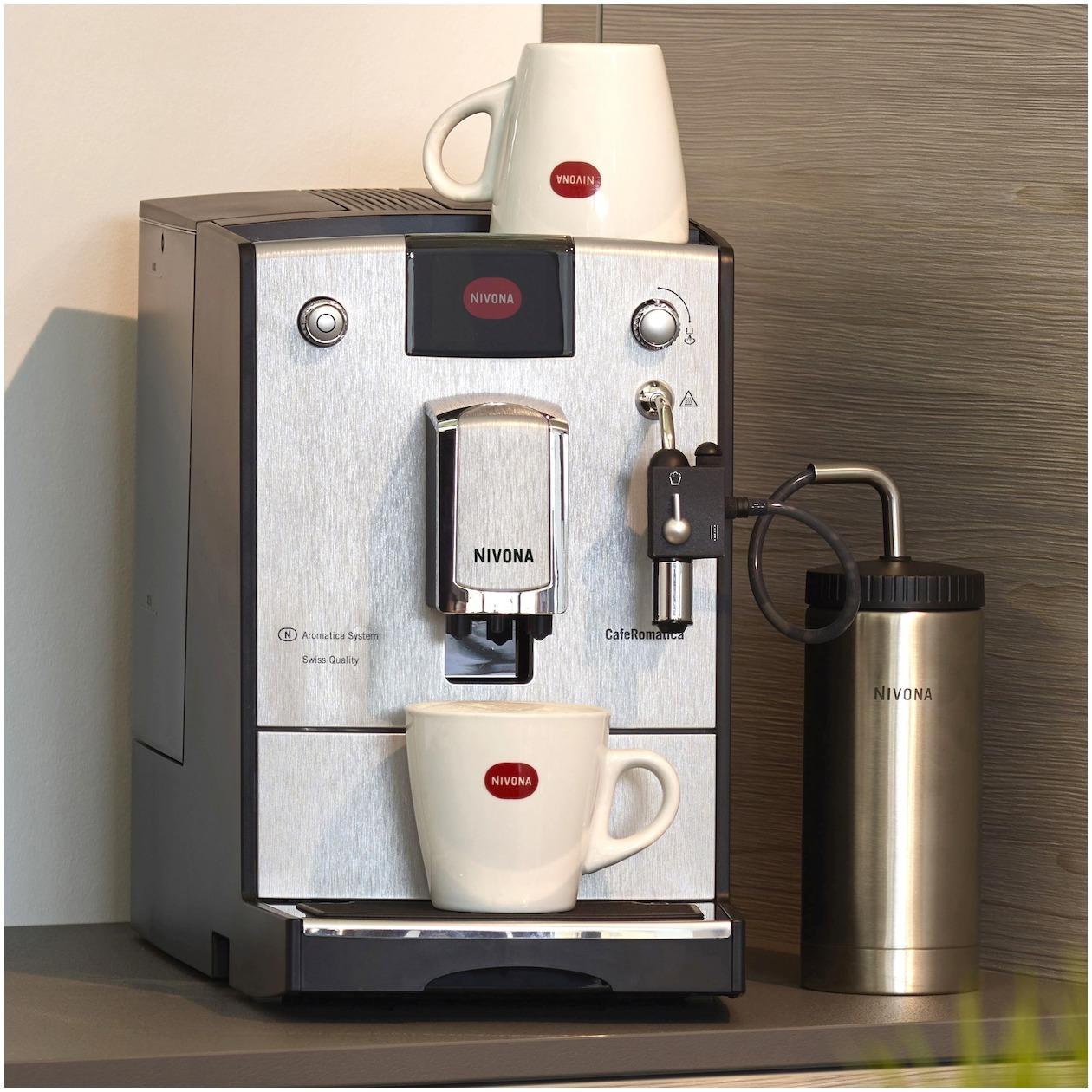 Nivona volautomaat CafeRomatica 670