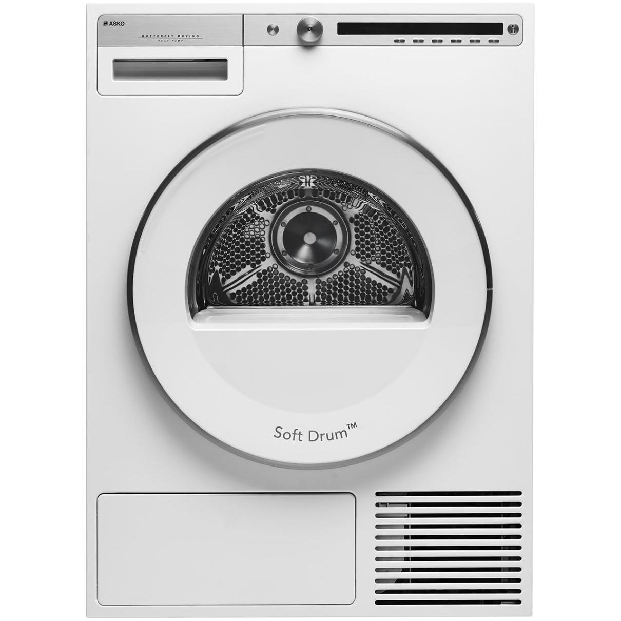 Afbeelding van Asko warmtepompdroger T408HD.W