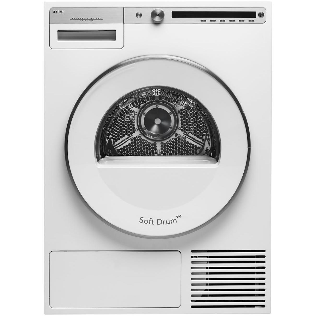Asko warmtepompdroger T411HD.W