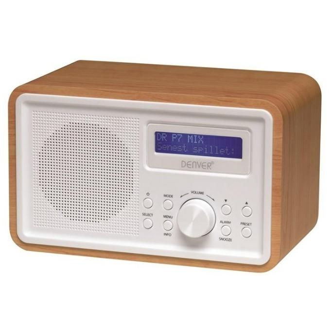 Denver draagbare radio