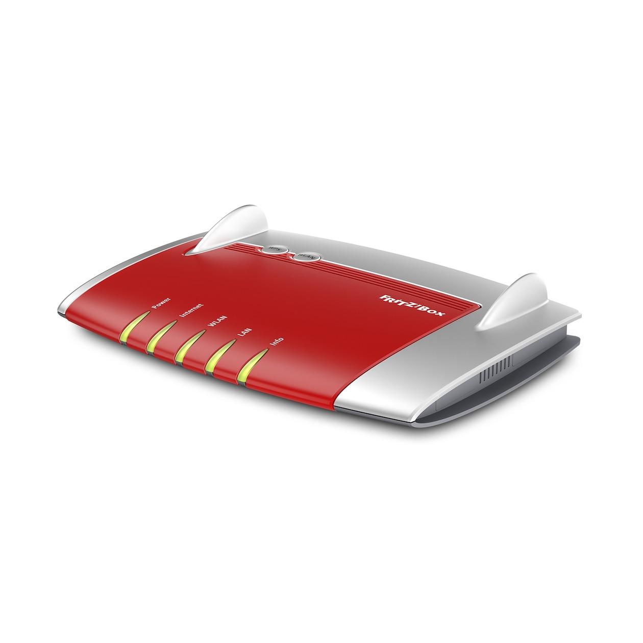 AVM router FRITZ!Box 4040 Edition International