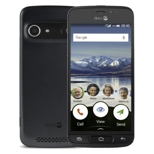Doro smartphone 8040 zwart