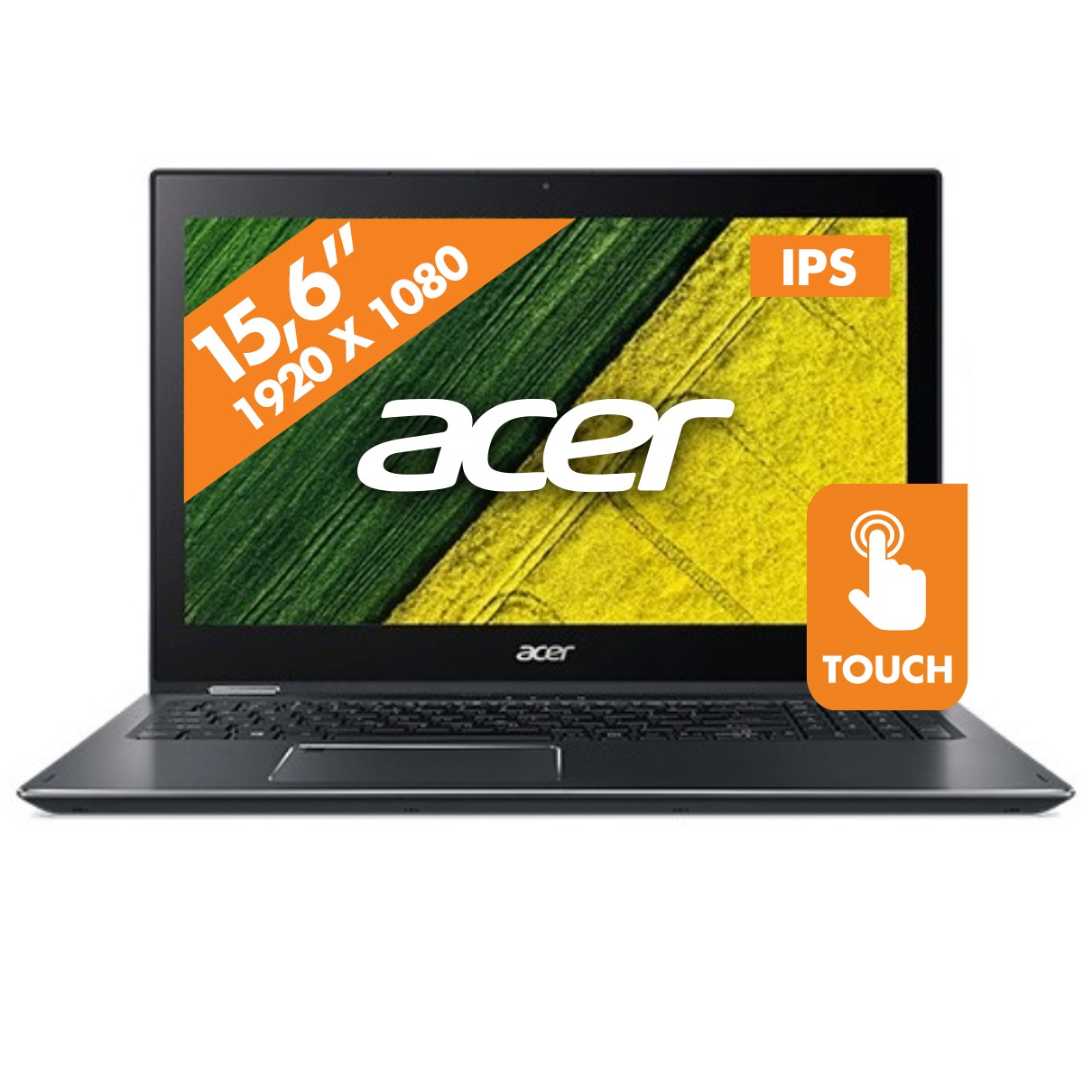 Afbeelding van Acer 2-in-1 laptop Spin 5 SP515-51GN-80AS