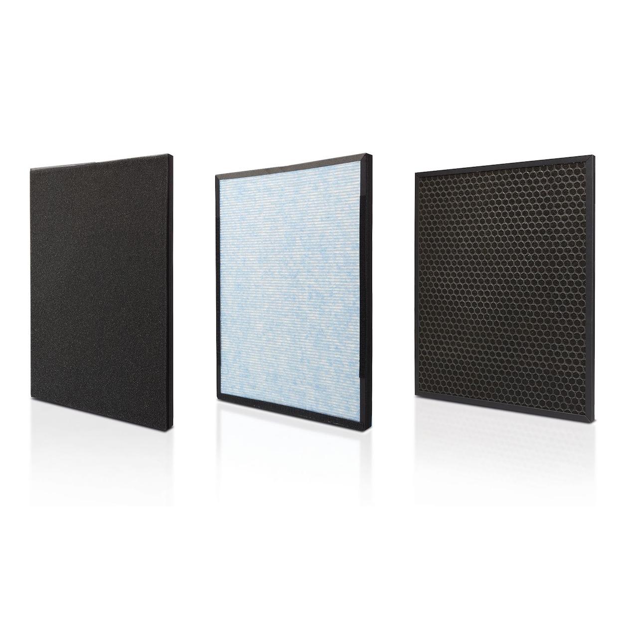 Clean Air Optima koolstoffilter Optima vervangilter CA509/CA509D