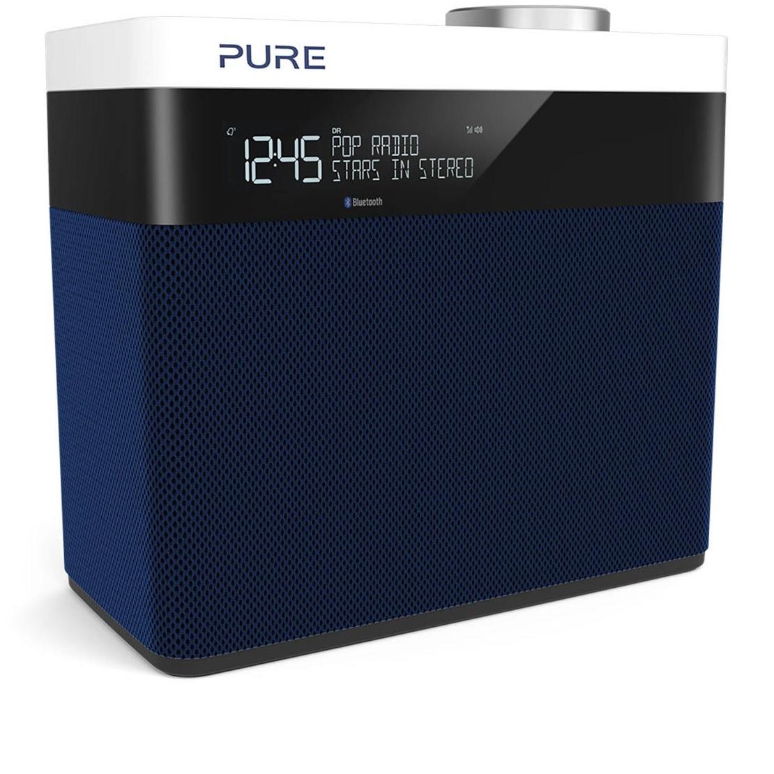 Pure dab radio Pop Maxi S donkerblauw