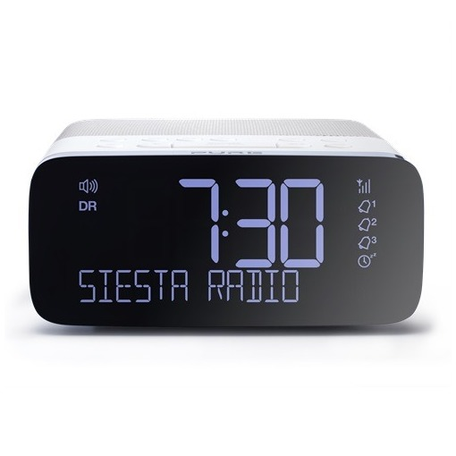 Pure dab radio Siesta Rise S wit