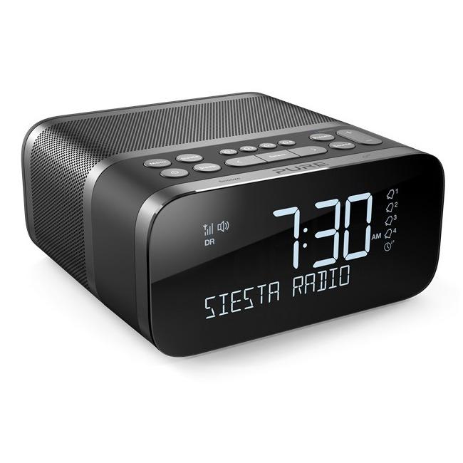 Pure dab radio Siesta S6 grijs
