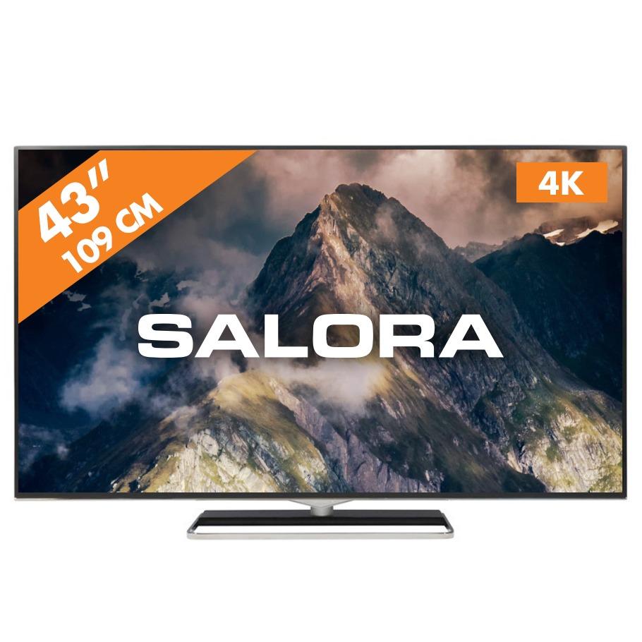 SALORA UHD TV 43UHX4500