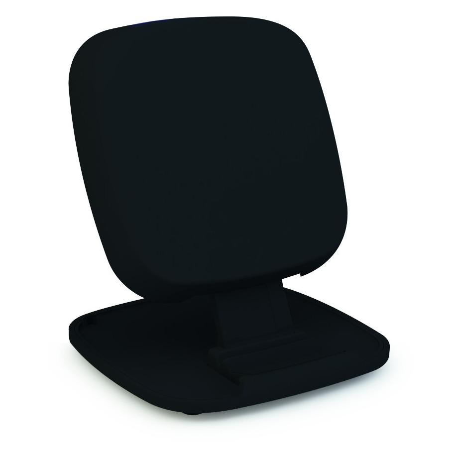 Telefoonleader - Zens Ultra Fast Draadloze Oplader Stand / Base 15W zwart