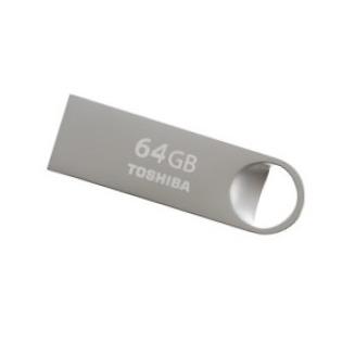 Toshiba usb sticks TransMemory U401 64GB USB 2.0 zilver