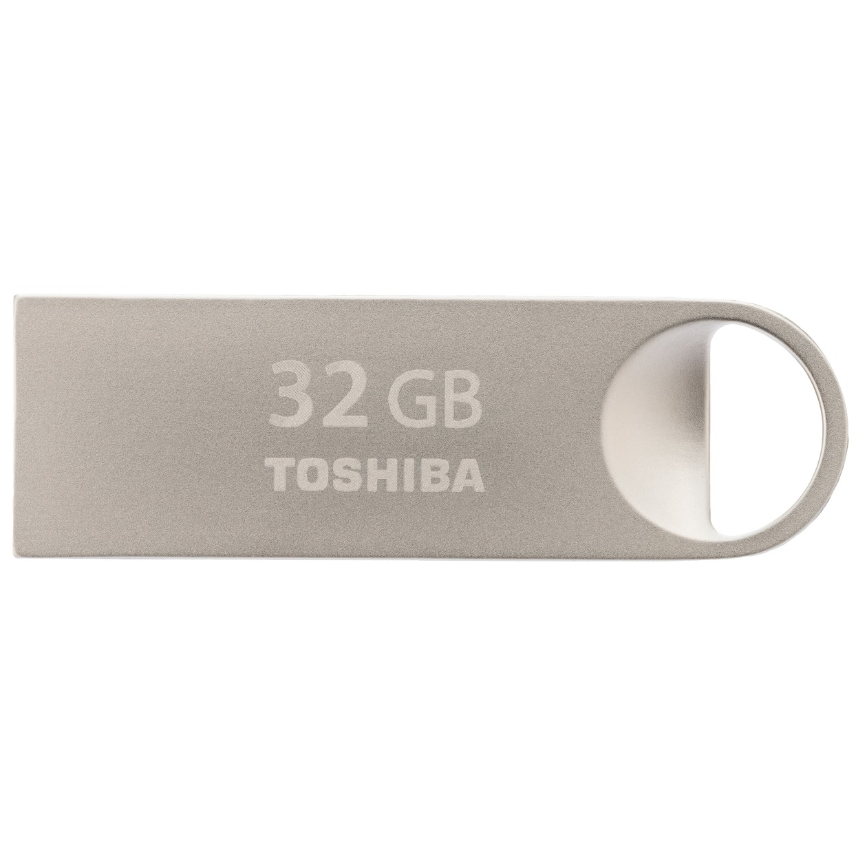 Toshiba TransMemory U401 32GB USB 2.0 zilver
