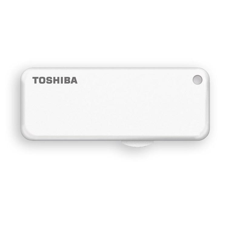Toshiba usb-sticks TransMemory U203 64GB (USB 2.0) wit