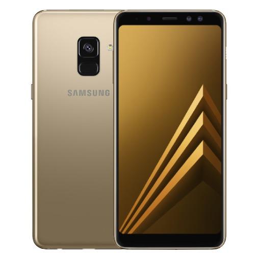Samsung smartphone Galaxy A8 goud