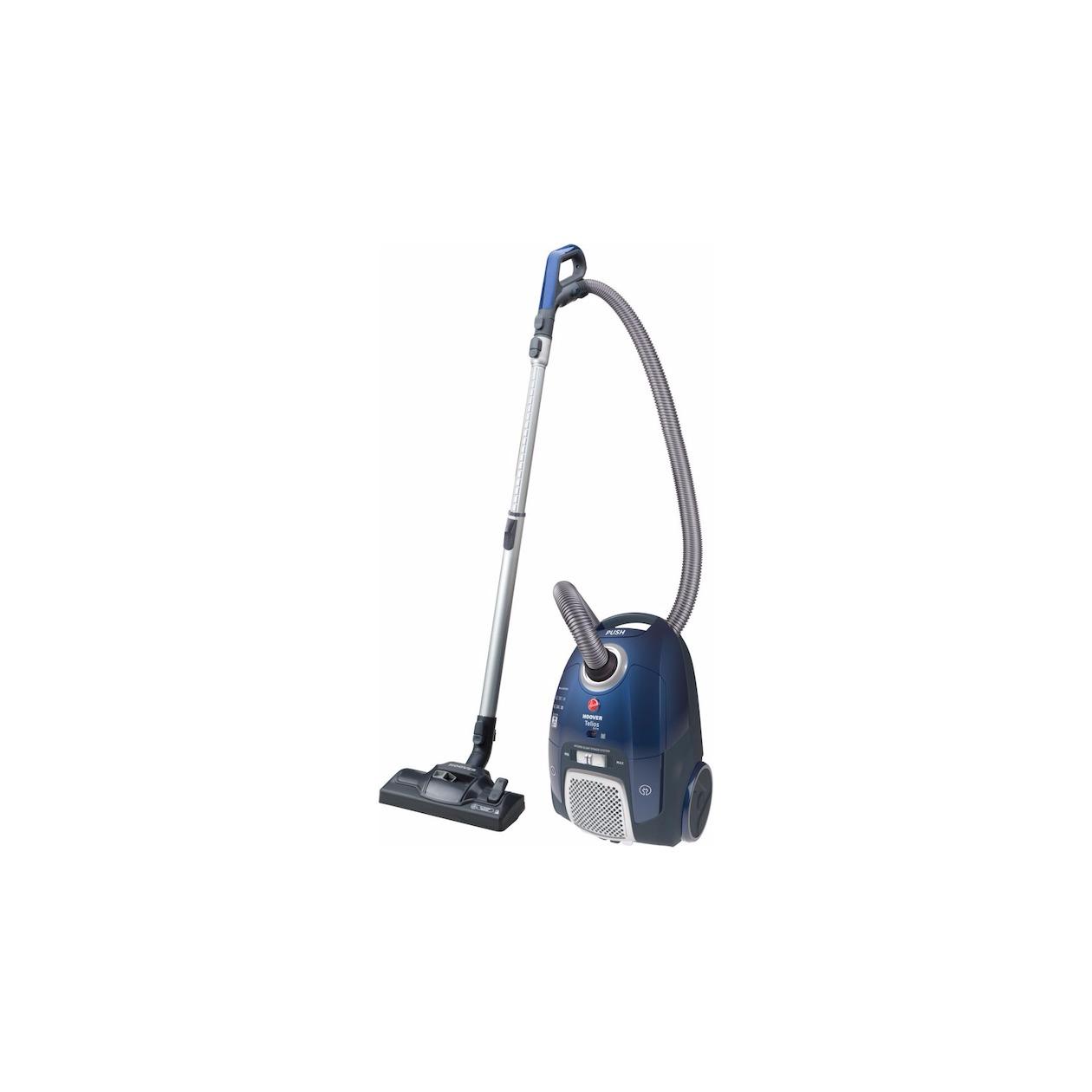Hoover stofzuiger Telios Extra TX50PET blauw - Prijsvergelijk