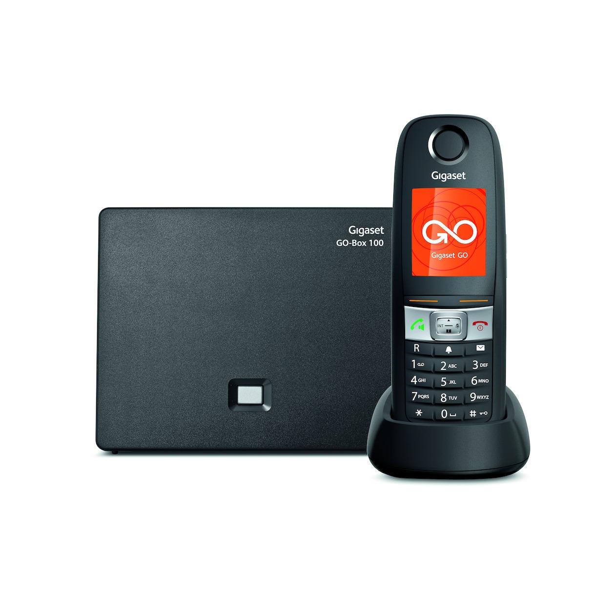 Gigaset dect telefoon E630HX grijs