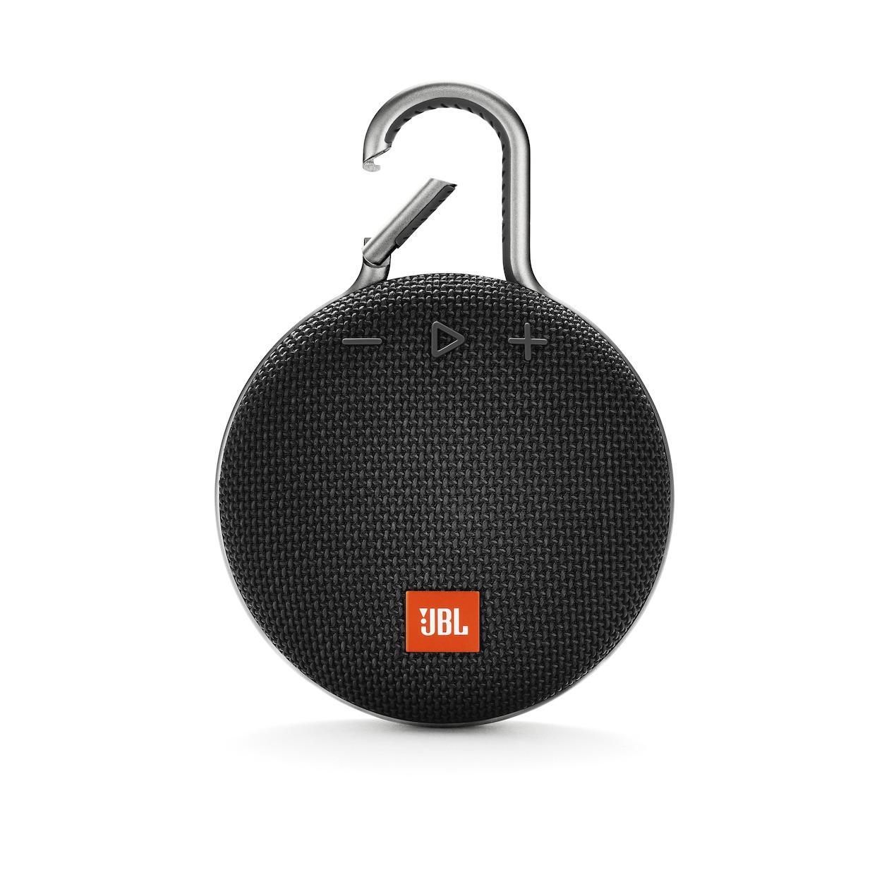 JBL bluetooth speaker Clip 3 zwart