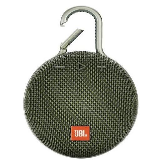 JBL bluetooth speaker Clip 3 groen