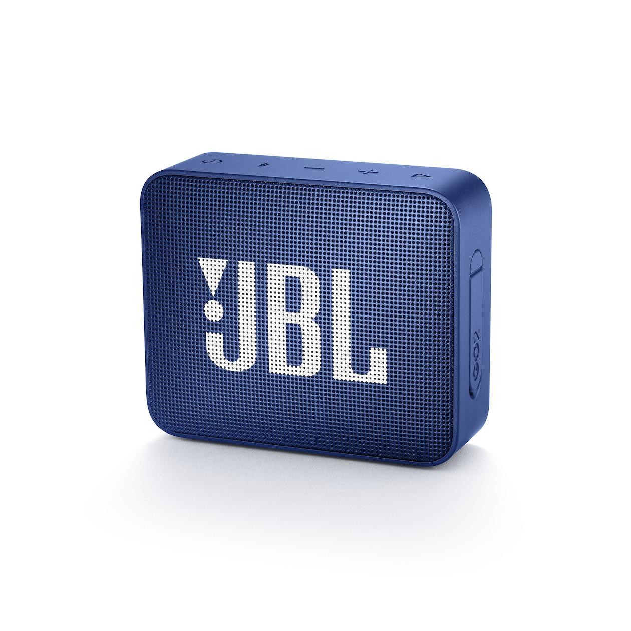 JBL bluetooth speaker GO 2 blauw