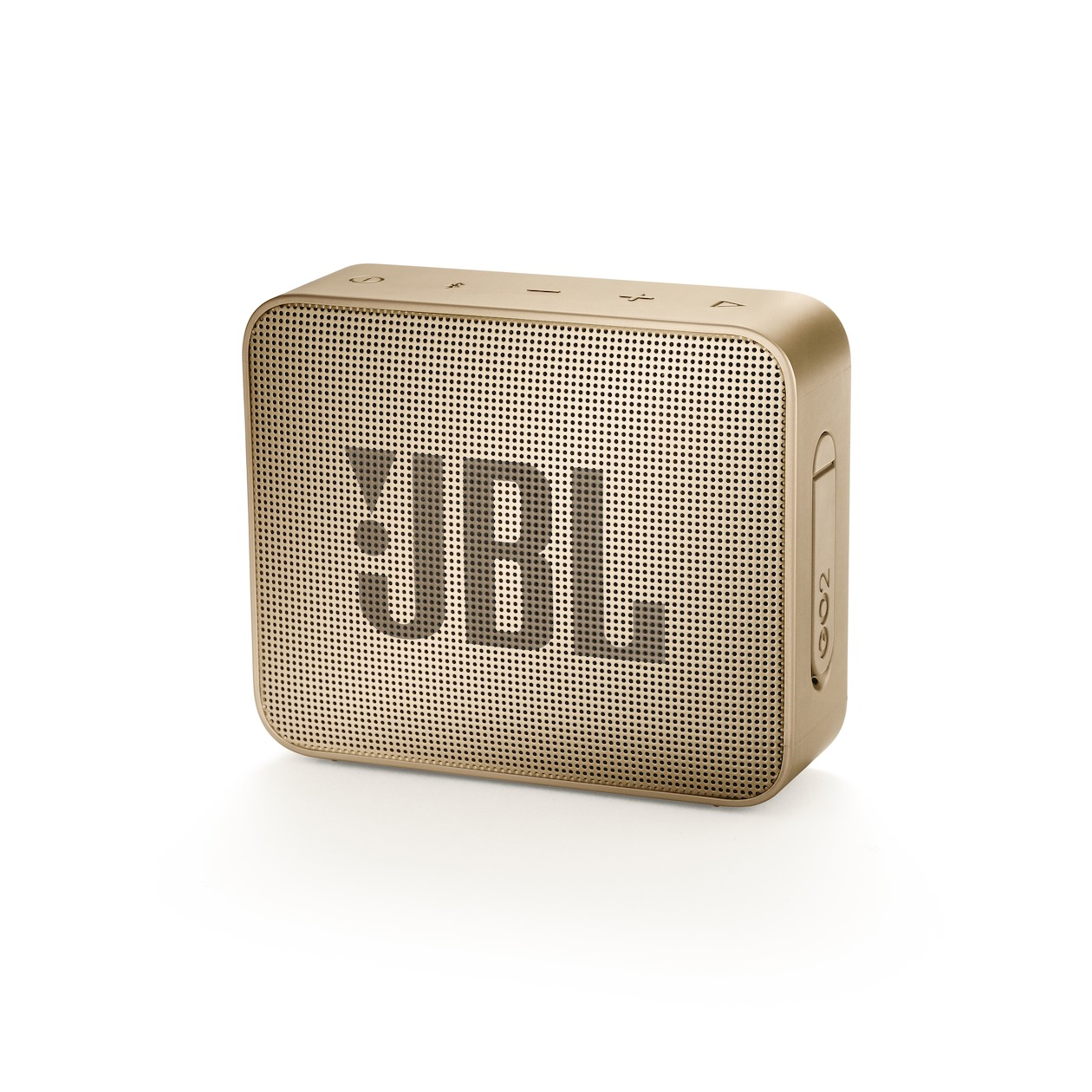JBL bluetooth speaker GO 2 champagne