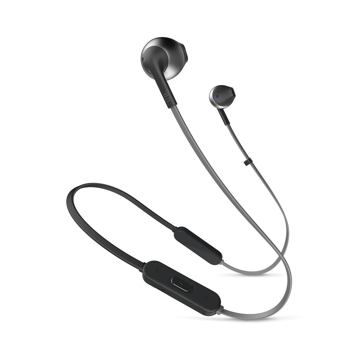 JBL in ear oordopjes T205BT zwart