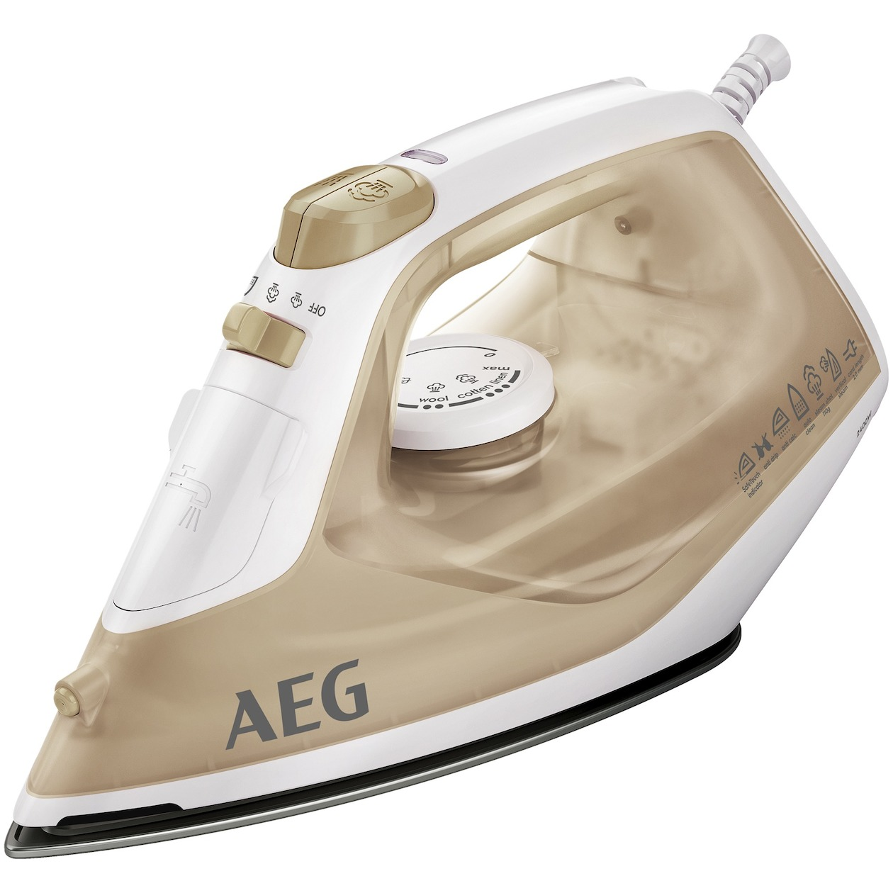 AEG strijkijzer DB1740 amber