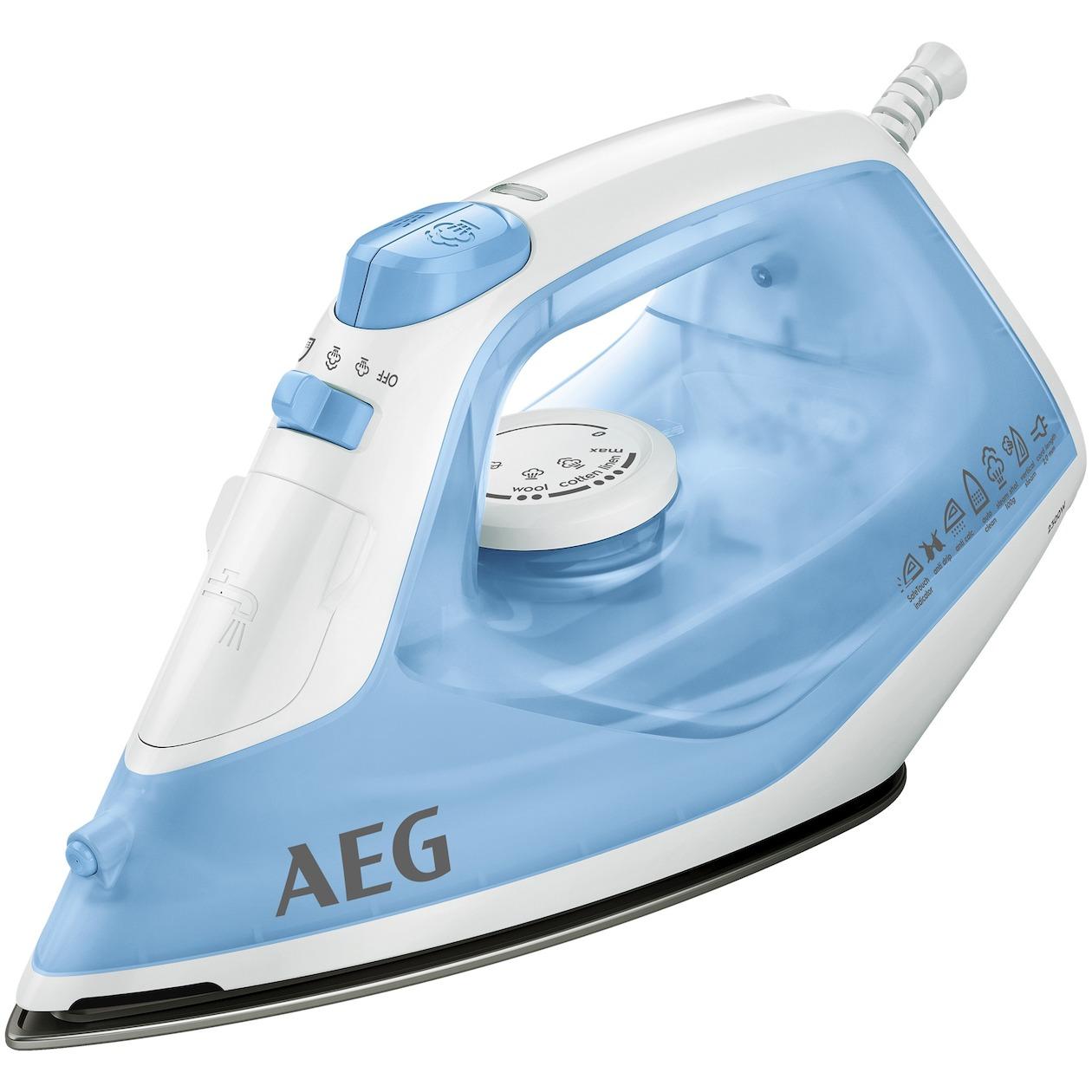 AEG strijkijzer DB1730 blauw