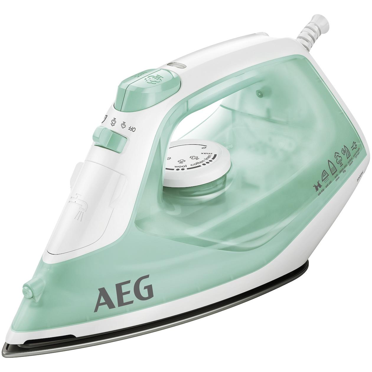 AEG strijkijzer DB1720 aqua mint