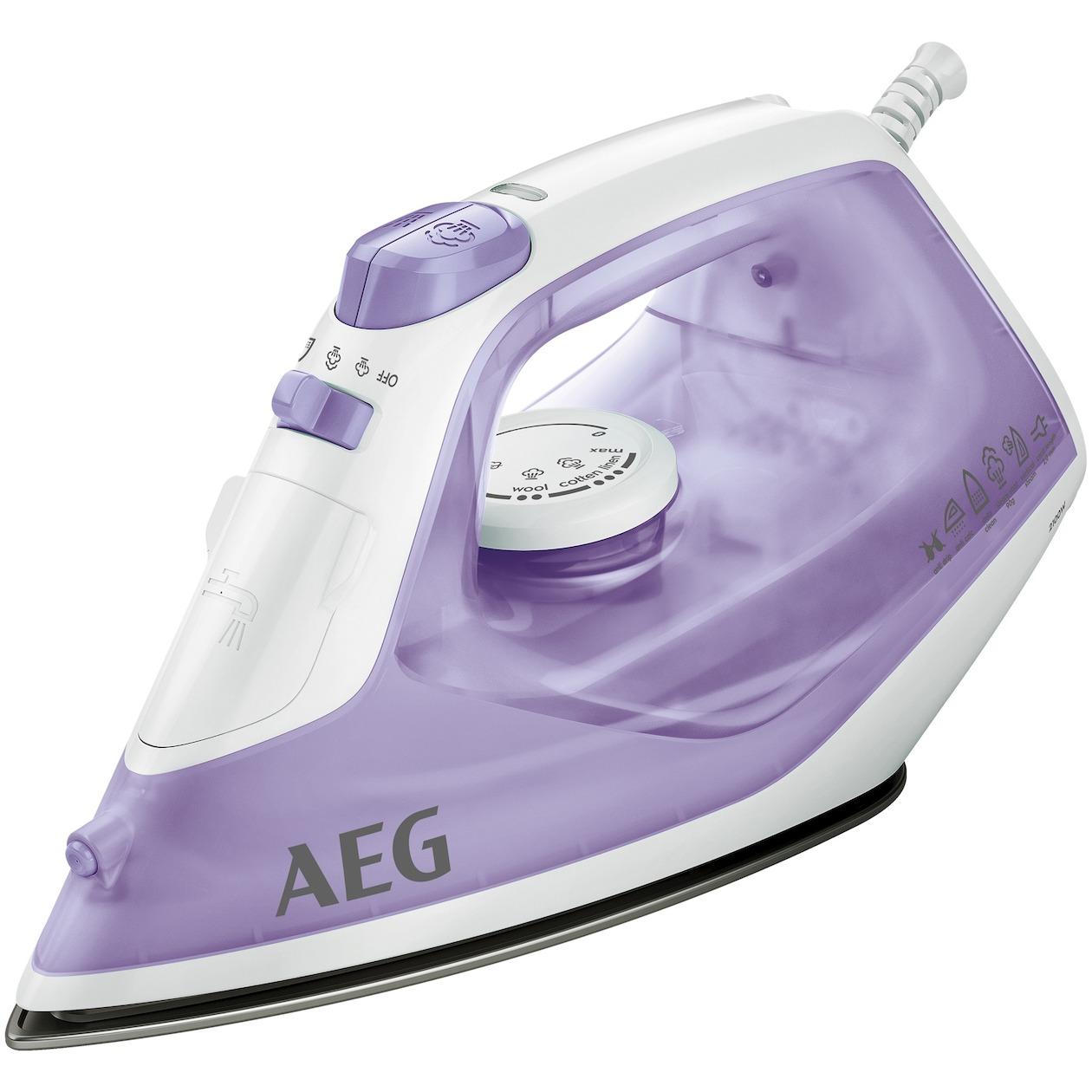 AEG strijkijzer DB1710 lilac