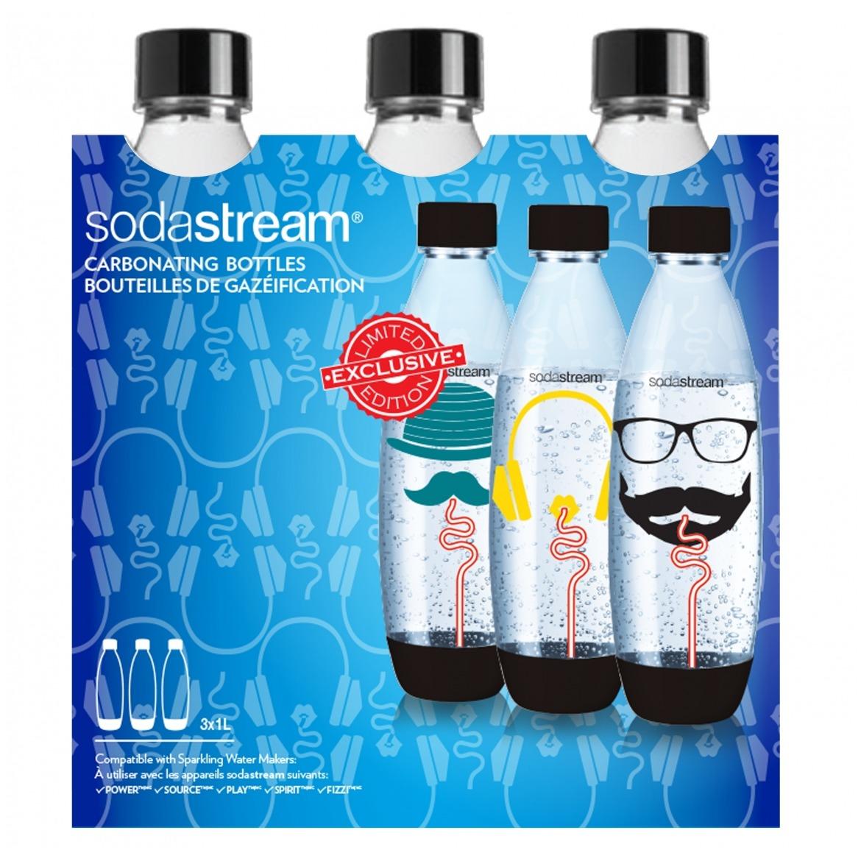 Sodastream Fuse Flessen Hipster (3x)