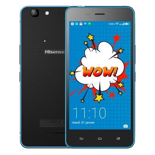 Hisense smartphone C30 Rock Lite blauw