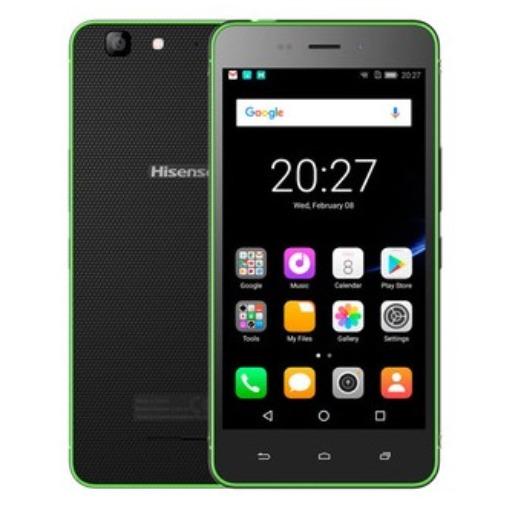 Hisense smartphone C30 Rock Lite groen