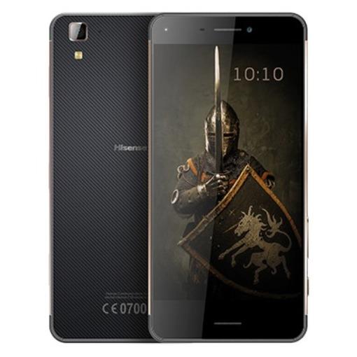 Hisense smartphone C30 Rock zwart/goud
